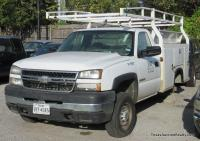 2007 Chevy 2500HD