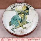 Norman Rockwell Tin