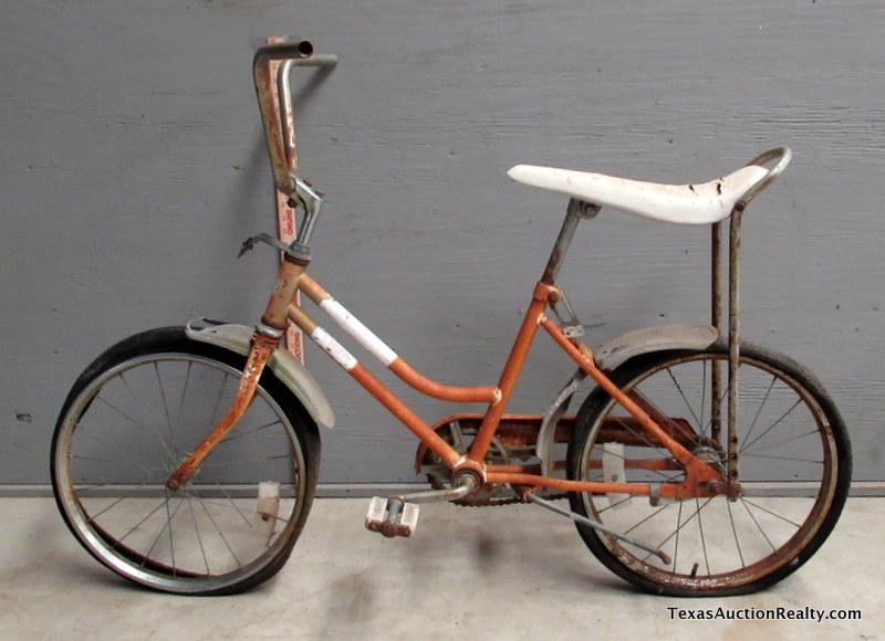 Vintage Huffy Girls Bike