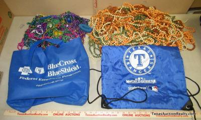 Beads and Bags